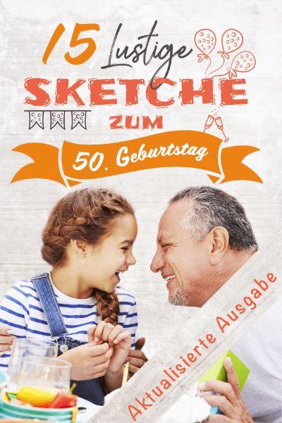 Sketche zum 50. Geburtstag Cover