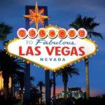 Lachen in Las Vegas
